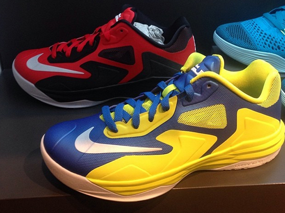 wholesale dealer 94c47 ff6f3 Nike LeBron ST III - First Look 1 ...