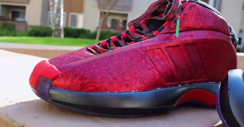 adidas Crazy 1  Florist City Pack  Damian Lillard PE - Detailed Look ... 23011c4b6cff
