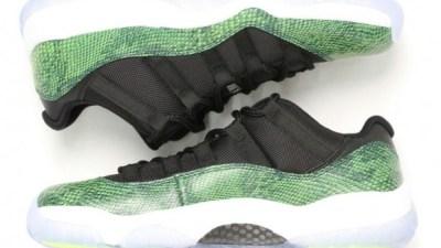 """online store 07068 02932 Air Jordan 11 Retro Low """"Nightshade"""" – Detailed Look + Release Info"""