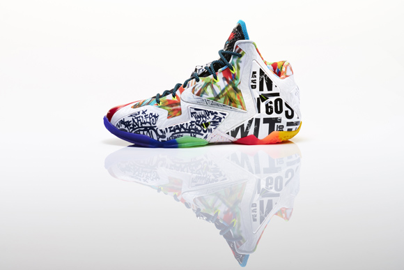 bab12dbb3e3 Nike LeBron 11  What The  – Release Reminder w  Links - WearTesters