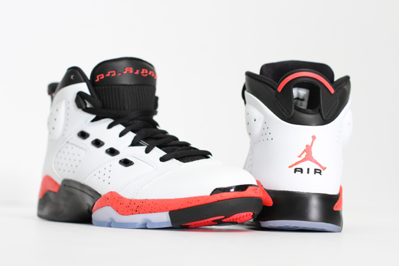 87335f03290ae8 Jordan 6-17-23  Infrared 23  - Up Close   Personal - WearTesters