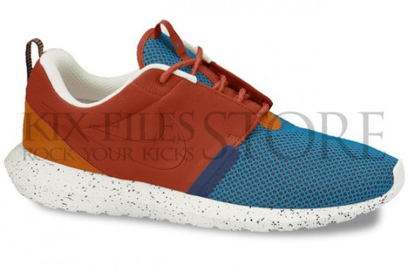 finest selection 10348 6f441 Nike Roshe Run NM  Rust Factor  - First Look 1