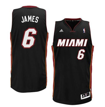 c2732d61d Top 15 Best Selling NBA Jerseys 2013-2014 Season - WearTesters