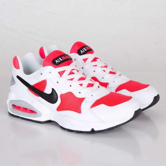 6e250ece644031 Nike Air Max Triax  94 Retro - Laser Crimson - WearTesters