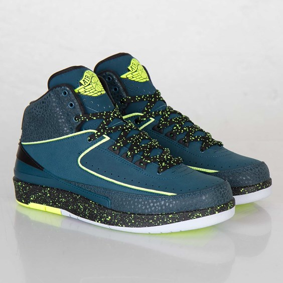 the best attitude 3a184 a1d50 Air Jordan 2 Retro  Nightshade  - Available Ahead of Schedule 1