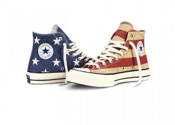 73021dd34deb Converse Chuck Taylor All Star  Vintage Flag  - Release Info ...