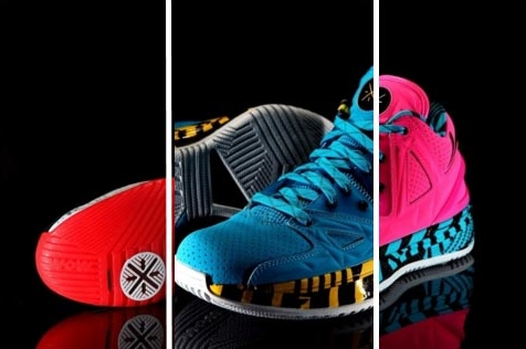 100% authentic 8bffb 9d6e2 Li-Ning Way of Wade 2.0 Encore - Upcoming Colorways - WearTesters