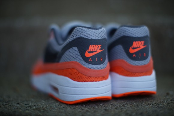 new styles 5acf0 572f7 Nike Air Max 1 Breathe  Total Orange  3