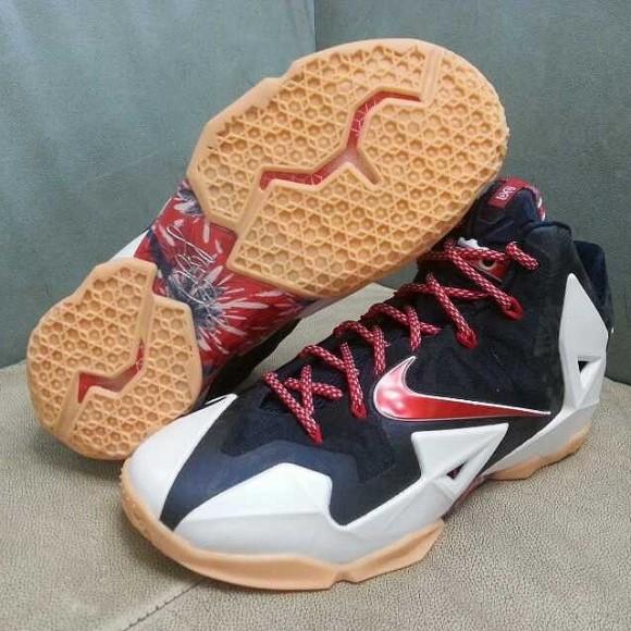 6f6b684714f Nike LeBron 11  USA  - First Look - WearTesters