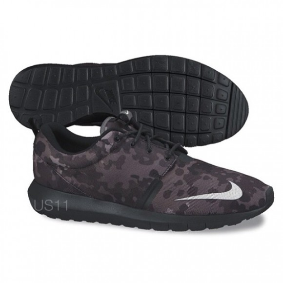 7ba5d9d05d0 Nike Roshe Run NM FB  Camo  - First Look - WearTesters