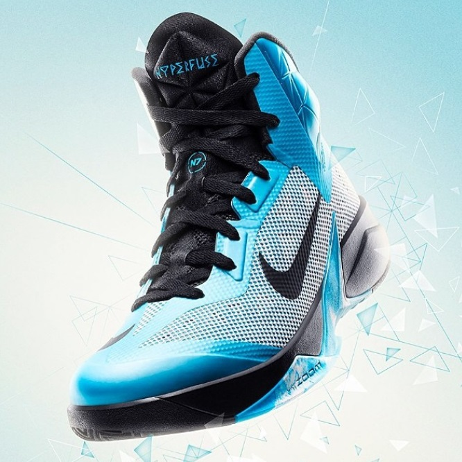 1c3b644f6f17 Nike Zoom Hyperfuse 2013 N7 - WearTesters