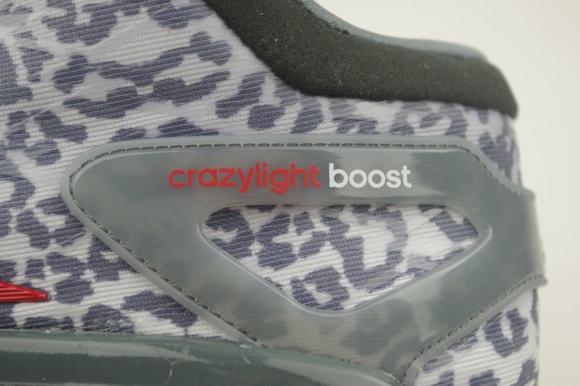 uk availability 84abc e91ce adidas Crazy Light Boost 4 Dame - Up Close ...