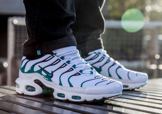 the best attitude a61b6 e31df ... nike-air-max-plus-turbo-green ...