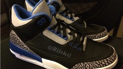 quality design 88873 8e65f Air Jordan 3 Retro  Sport Blue  – Another Look
