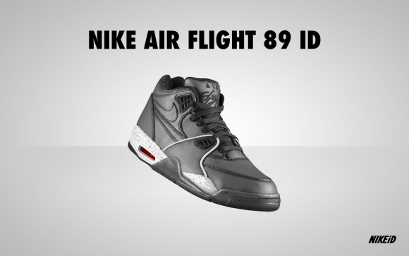 nike air volo 89, disponibile in nikeid weartesters