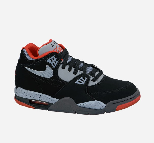 newest 7cb3c 518ee Nike Air Flight  89 Grape   Black Cement - Available Now2