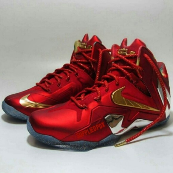 9ecfcfc6b5a Nike LeBron 11  Championship Pack  - WearTesters
