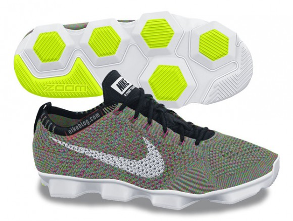 cheap for discount ec1db 26c41 Nike Zoom Fit Agility Flyknit- First Look
