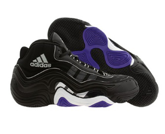 72afd45d3800 adidas Crazy 2 (KB8 II) Black Power Purple - Available Now 1 ...
