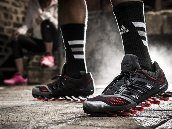 adidas Officially Unveils Springblade Drive - WearTesters 0e2c00716331