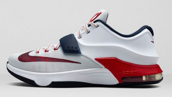 ab5b92f34423 ... italy nike kd7 july 4th and matching digital ink elite socks release  e2a16 980c5
