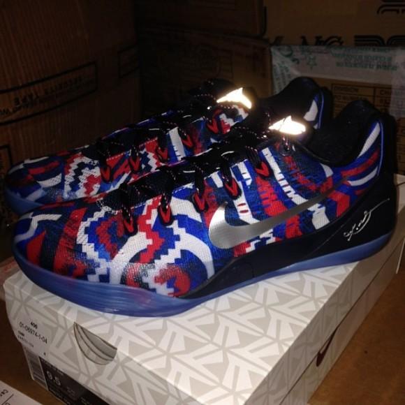 33272312c204 Nike Kobe 9 Low EM