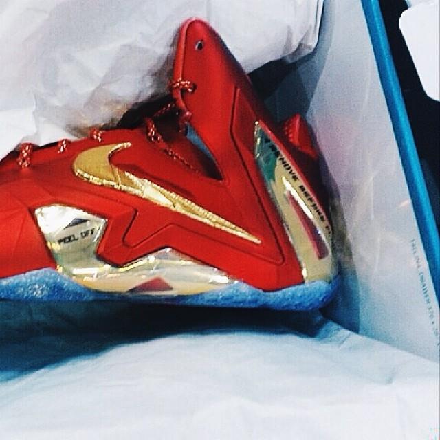 1289e0acdcb Nike LeBron 11 Elite  Iron Man  - WearTesters