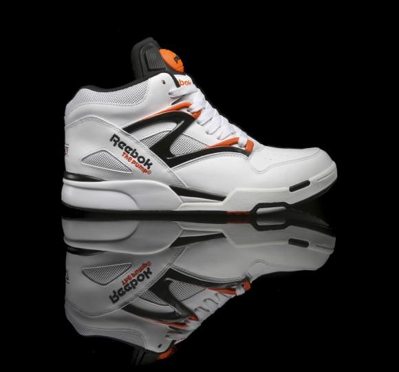 reebok-PUMP-OMNI-LITE-white-black-orange-2 - WearTesters b992330cf
