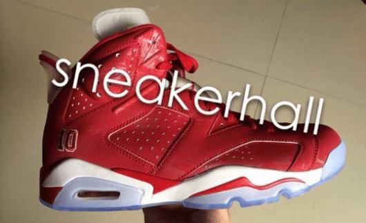 official photos 87abf 6fb8e Air Jordan 6 Retro  Slam Dunk  - First Look - WearTesters