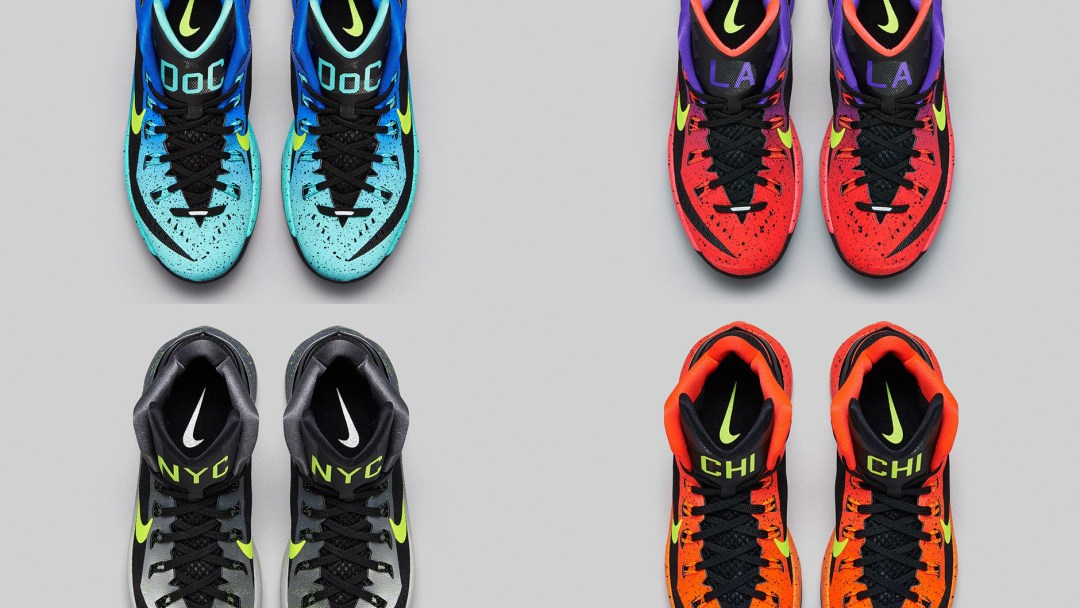check out 3095d 7aa26 Nike Hyperdunk 2014 City Collection - WearTesters