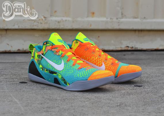 online store 32d43 66f54 Nike Kobe 9 Elite Turned into Low Tops 10