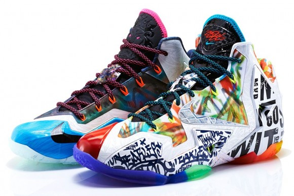 d2fce2fdc52 Nike LeBron 11  What The  - Release Info - WearTesters