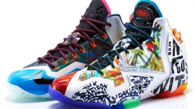 723e506ad90 Nike  What The  LeBron 11 –  Footaction Release Reminder