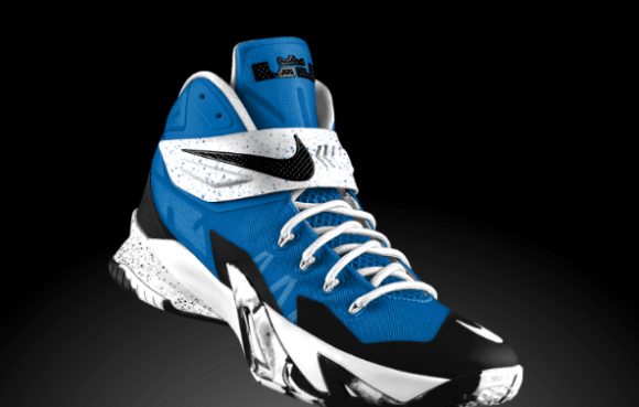new style 1853c 5fb21 Nike Zoom Soldier VIII - Available Now at NIKEiD 1 ...
