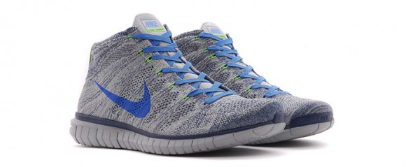 2015 Nike Flyknit Chukka Samples
