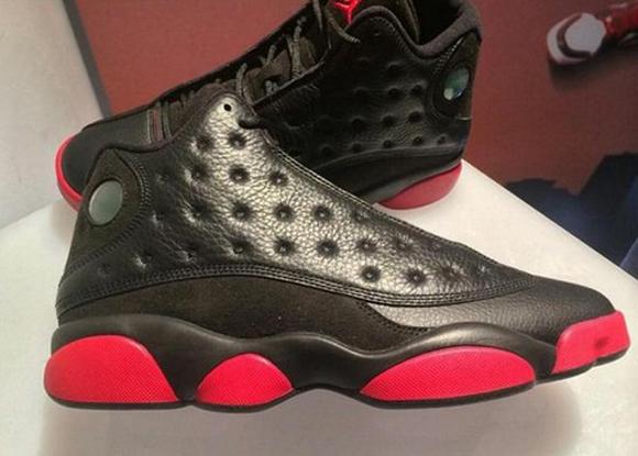 a4a5650a318 Air Jordan 13 Black / Red-Black - Possible Release Info