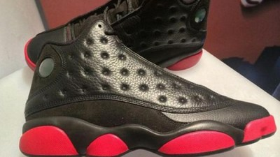 2aa3fc5d2ef Air Jordan 13 Black  Red – Possible Release Info
