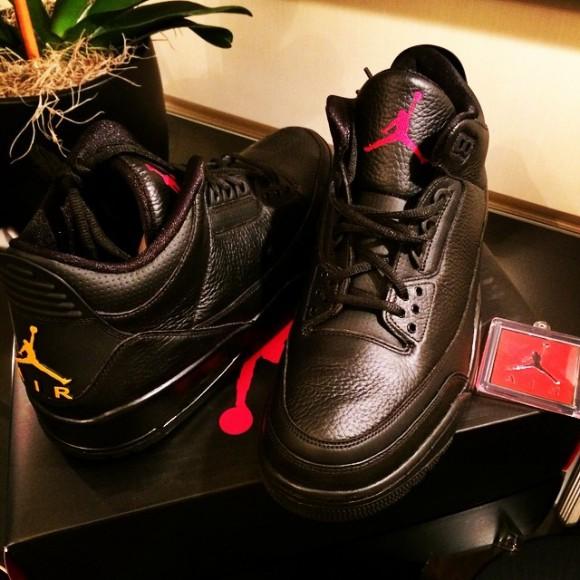 6bd311c0b23654 Air Jordan 3 Retro  Drake vs. Lil Wayne  - WearTesters
