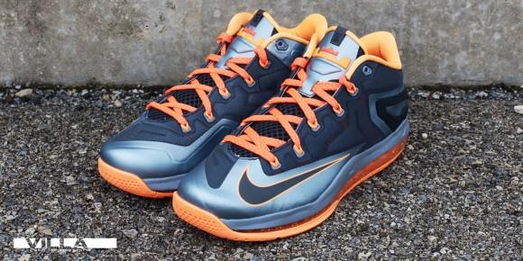 562eaf8bf88 Nike LeBron 11 Low  Lava  - Release Info - WearTesters