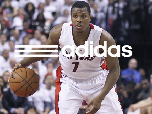 size 40 13a12 6b908 Kyle Lowry Signs with adidas Basketball - WearTesters