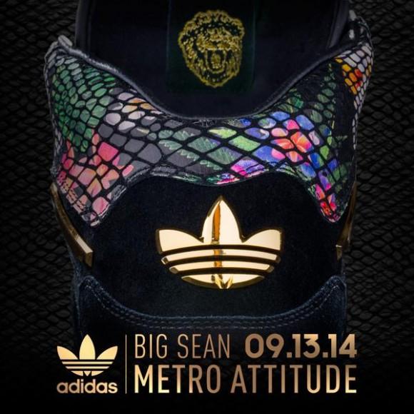 finest selection ba54a 28081 adidas Originals Metro Attitude X Big Sean Teaser-1