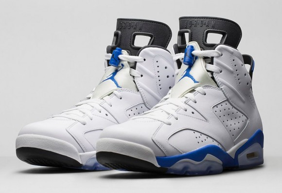 7b0dc94da1dc Air Jordan 6 Retro  Sport Blue  - Release Reminder - WearTesters