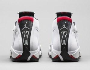 best service d3a29 71559 Air Jordan 14 Retro  Black Toe  – Official Look Release Info 4