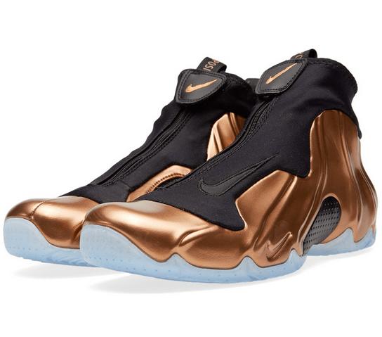 sports shoes 8f1d4 7c90d Nike Air Flightposite 2014 Premium Copper – Available Now