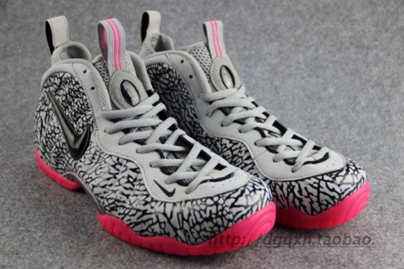 7bd670f390fc5 Nike Air Foamposite Pro  Elephant Print  - Another Look4 - WearTesters