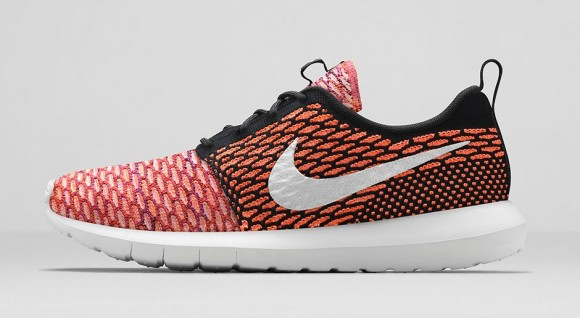 best service 3fa7d fd094 ... Nike Flyknit Roshe Run  Surplus Yarn  - Official Images + Release ...