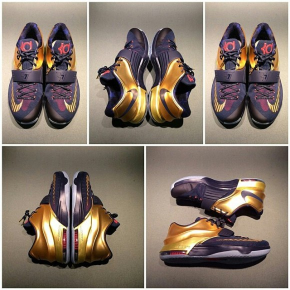 Nike KD 7 'Gold Medal' - New Images
