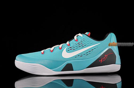 best website 924b7 0294e Nike Kobe 9 EM 'Dusty Cactus' - Detailed Look + Release Info ...