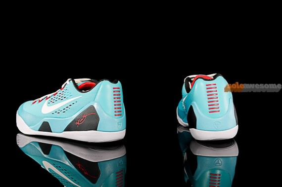 335b41c17f5 Nike Kobe 9 EM  Dusty Cactus  - Detailed Look + Release Info 3 ...