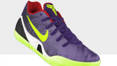 283f5eba059f Nike Kobe 9 EM iD Fractal Print – Now Available